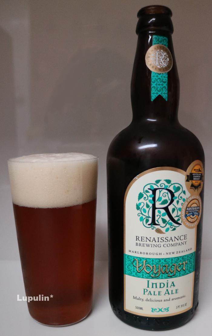 ルネサンスビール インディアンペールエール
