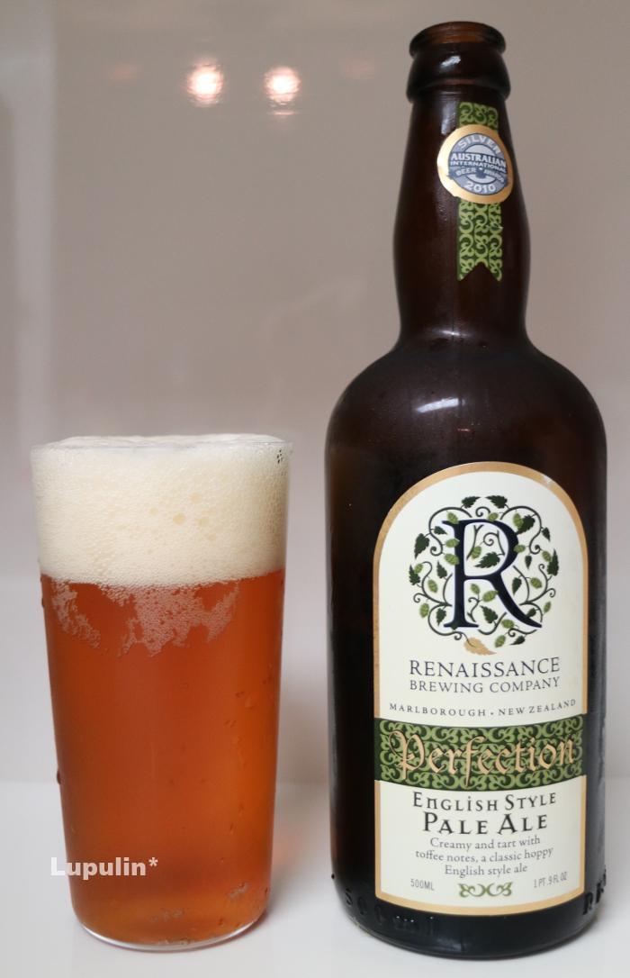 ルネサンスビール イングリッシュスタイルペールエール
