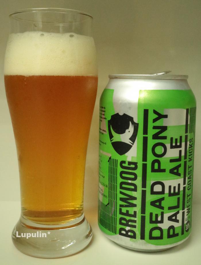 BrewDog DEADPONY PALEALE