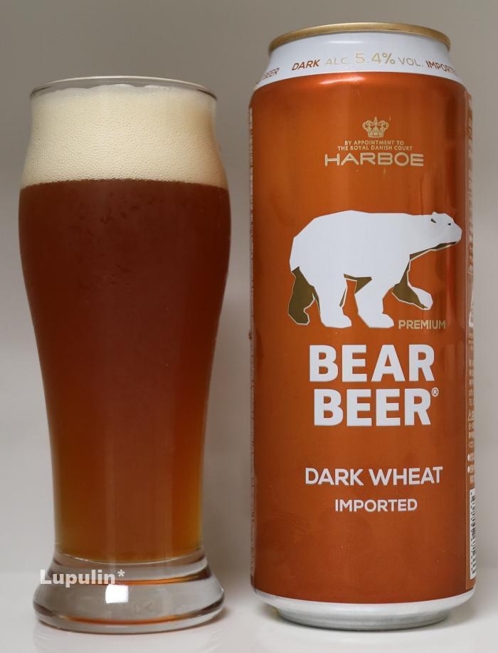 BEAR BEER DARK WHEAT