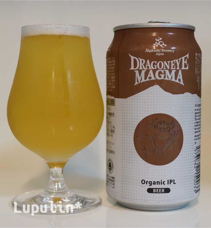 DRAGONEYE MAGMA Organic IPL