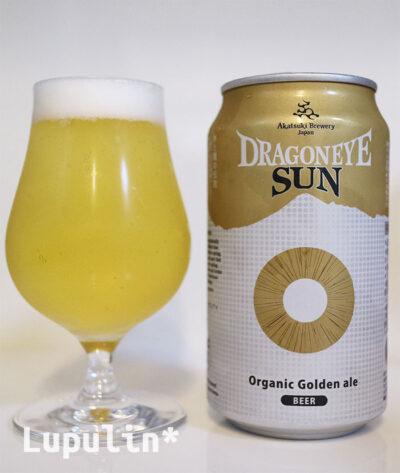 DRAGONEYE SUN Organic Golden ale