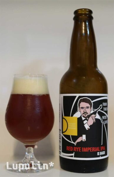 RED RYE IMPERIAL IPA